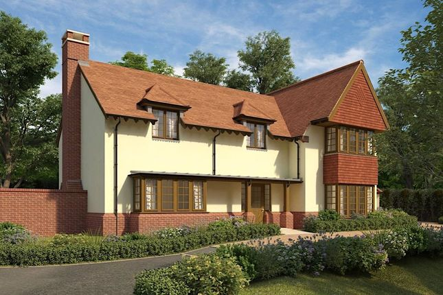 Thumbnail Detached house for sale in Eastfield, West Hill, Ottery St. Mary