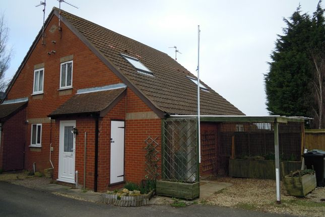 Thumbnail Property to rent in The Brambles, Deeping St. James, Peterborough