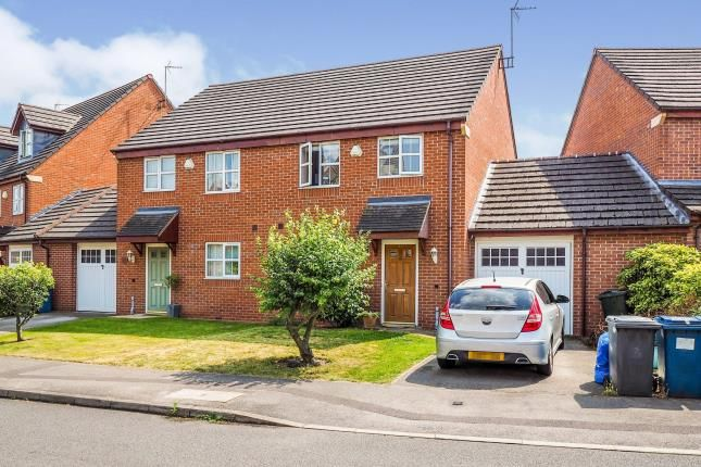 3 bed semi-detached house for sale in Hudson Way, Radcliffe-On-Trent, Nottingham, Nottinghamshire NG12