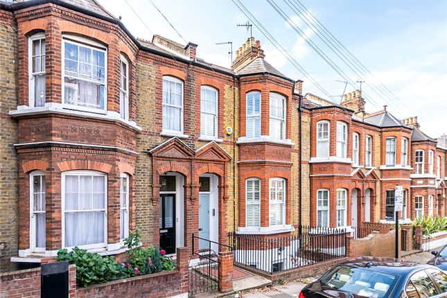 Thumbnail Flat for sale in Iveley Road, London