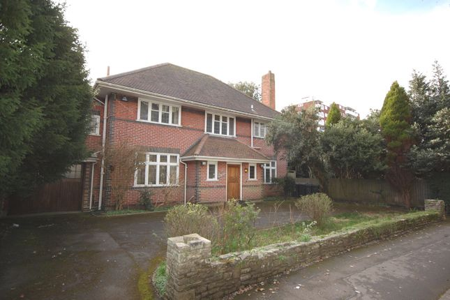 Thumbnail Detached house for sale in Grove Road, Bournemouth