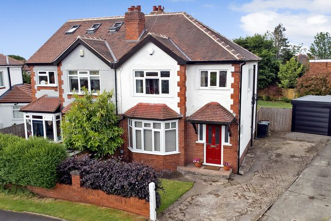 3 bed semi-detached house for sale in Wyncliffe Gardens, Leeds LS17