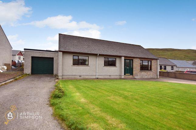 Thumbnail Bungalow for sale in Lerwick, Shetland