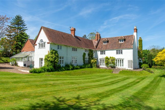 Thumbnail Detached house for sale in Church Lane, Forthampton, Tewkesbury, Gloucestershire