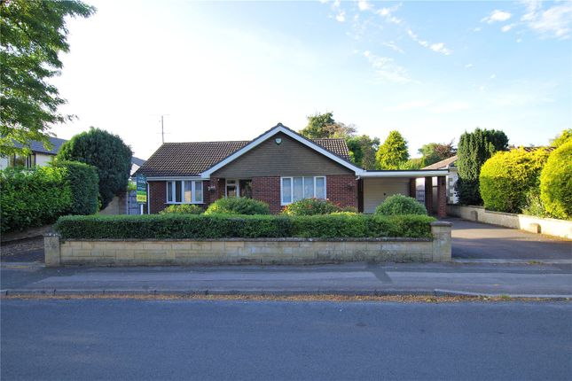 Thumbnail Bungalow for sale in Westlecott Road, Old Town, Swindon