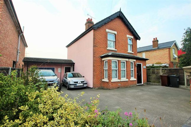 Thumbnail Detached house for sale in Old Heath Road, Colchester