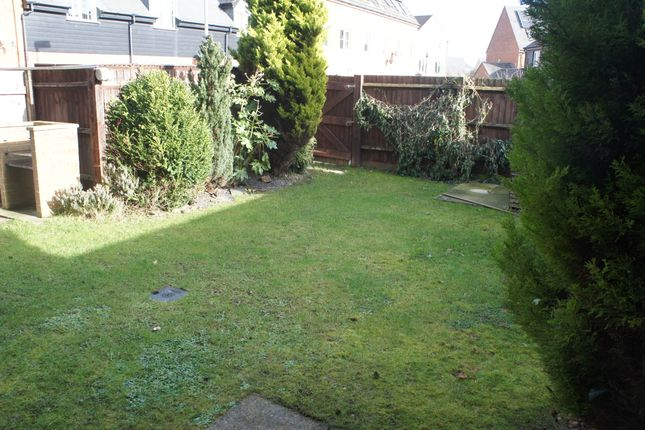 Garden of The Gables, Bourne PE10