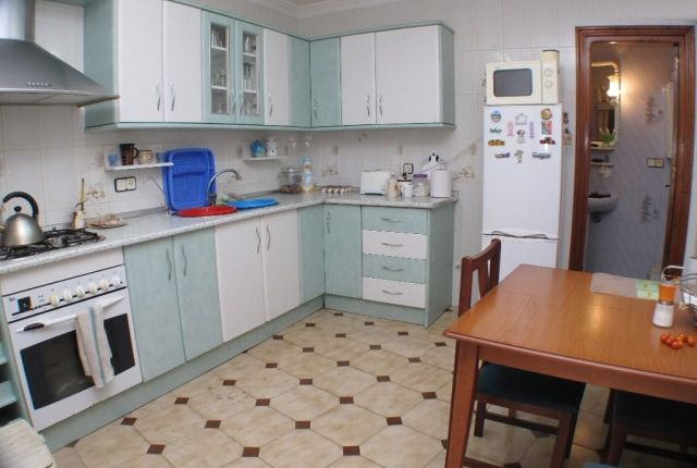 Kitchen of Spain, Málaga, Benamocarra