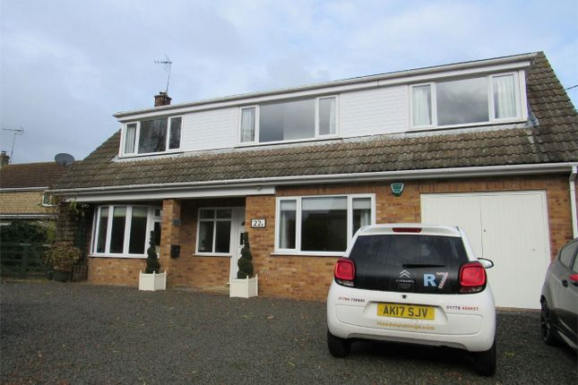 Thumbnail Detached house to rent in Edenham Road, Hanthorpe, Bourne, Lincolnshire