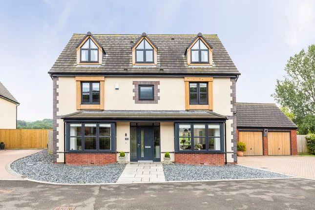 Thumbnail Detached house for sale in Compton Mead, Barrow Street, Barrow Gurney, Bristol
