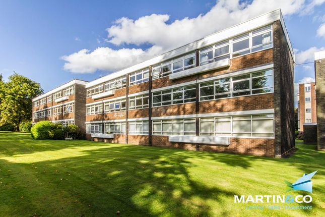 Thumbnail Flat for sale in Woodbourne, Augustus Road, Edgbaston