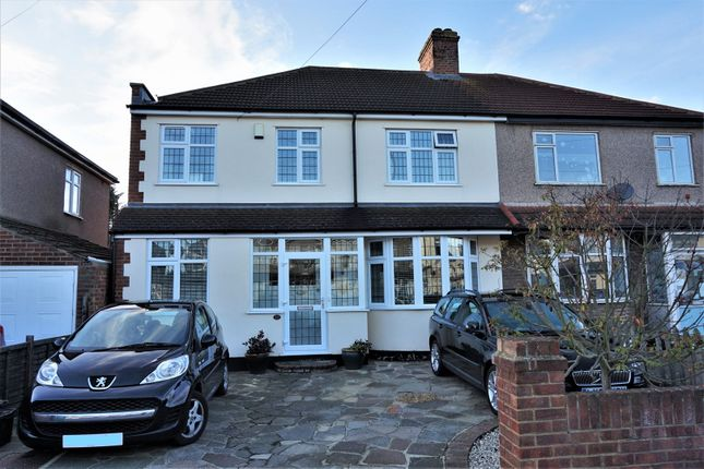 Thumbnail Semi-detached house for sale in Alexander Road, Bexleyheath
