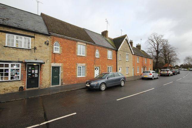 Thumbnail Terraced house for sale in High Street, Emberton, Olney