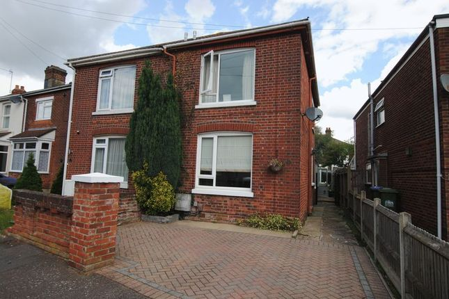 3 bed semi-detached house for sale in Steuart Road, Southampton