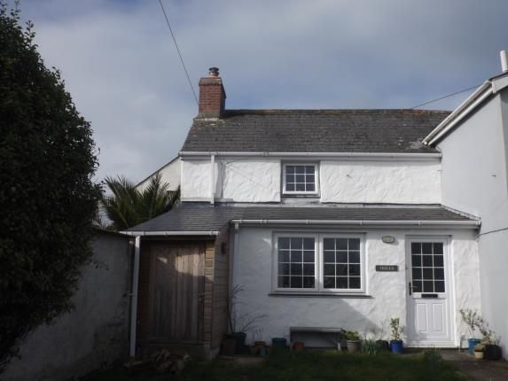 Thumbnail End terrace house for sale in Mount Hawke, Truro, Cornwall