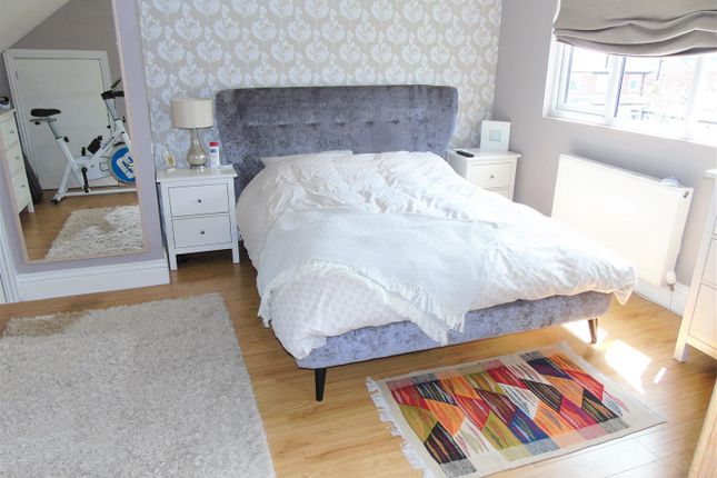 Master Bed of Greenside Avenue, Aintree, Liverpool L10