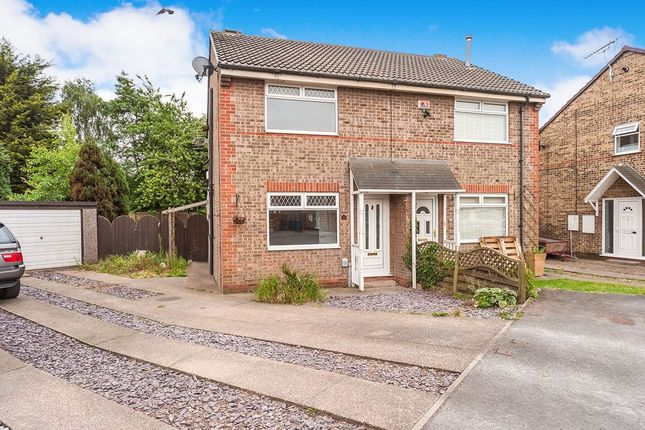 Thumbnail Semi-detached house for sale in Brackley Close, Hull