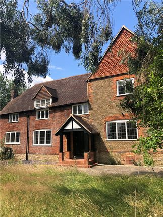 Thumbnail Detached house to rent in Old Portsmouth Road, Artington, Guildford, Surrey