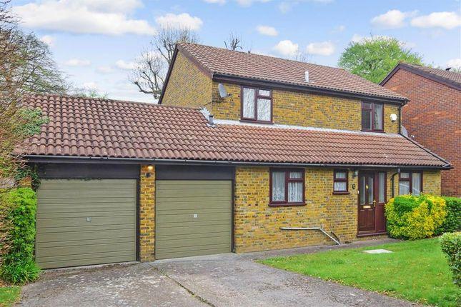 Thumbnail Detached house for sale in Tindale Close, South Croydon, Surrey
