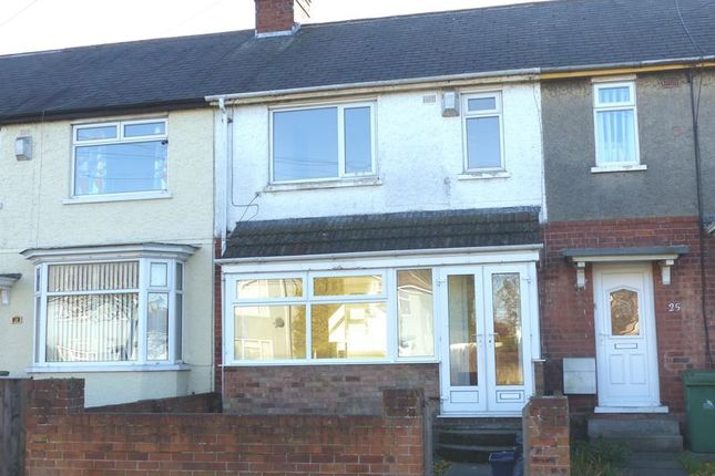 Thumbnail Terraced house to rent in St. Michaels Road, Grimsby