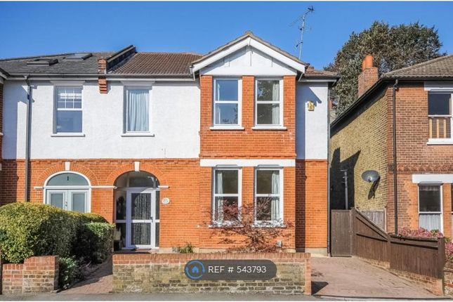 Thumbnail Semi-detached house to rent in Cambridge Road, Bromley