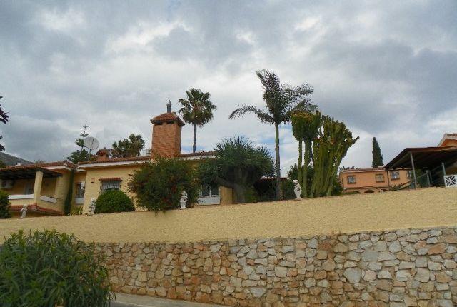 View Of Property of Spain, Málaga, Benalmádena, Monte Alto