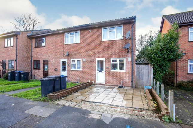 2 bed end terrace house for sale in Fernleigh Close, Waddon, Croydon CR0