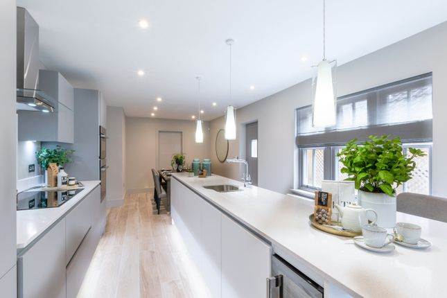 Kitchen of Queens Drive, Thames Ditton KT7