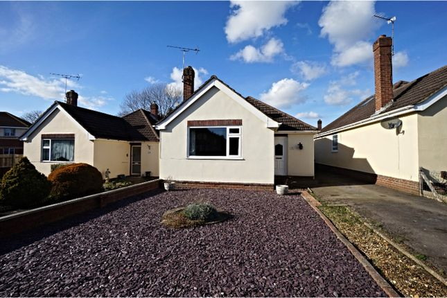 Thumbnail Detached bungalow for sale in Wide Lane, Swaythling, Southampton
