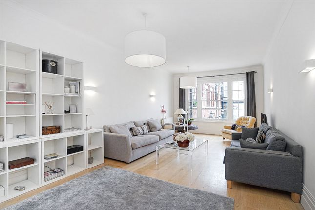 3 bed terraced house to rent in Three Kings Yard, London W1K