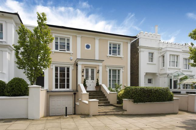 Detached house for sale in Blenheim Road, St Johns Wood, London