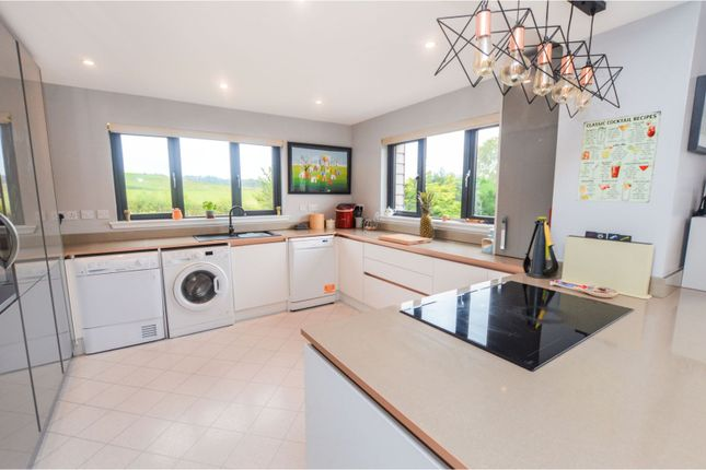 Thumbnail Detached house for sale in Busby Road, Glasgow