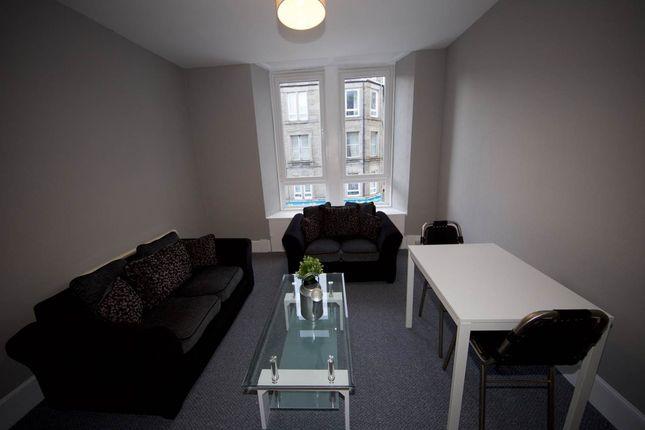 Living Room of Albert Street, Dundee DD4