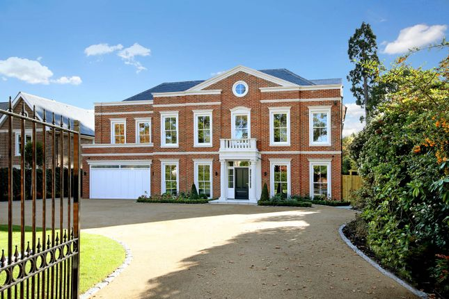 Thumbnail Detached house for sale in Southlands, Sandown Avenue, Esher, Surrey