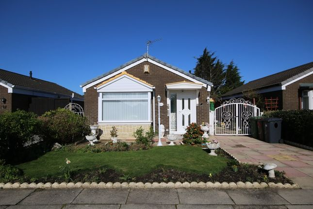Thumbnail Detached bungalow for sale in Nuthall Road, Kew, Southport