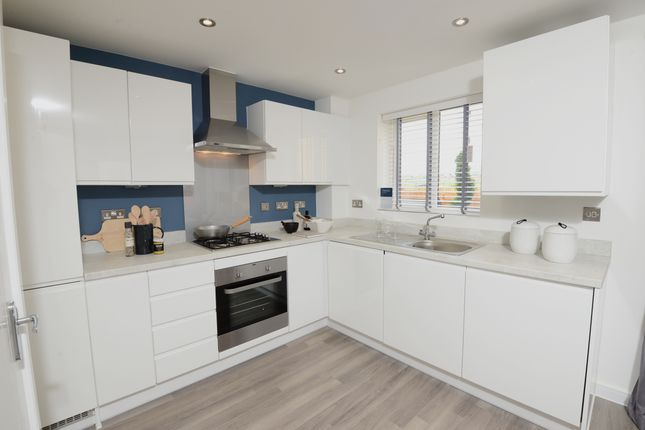 Thumbnail Terraced house for sale in Mill Lane, Wingerworth