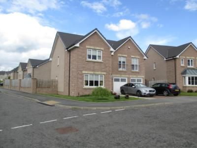 Thumbnail Detached house to rent in Skene View, Westhill