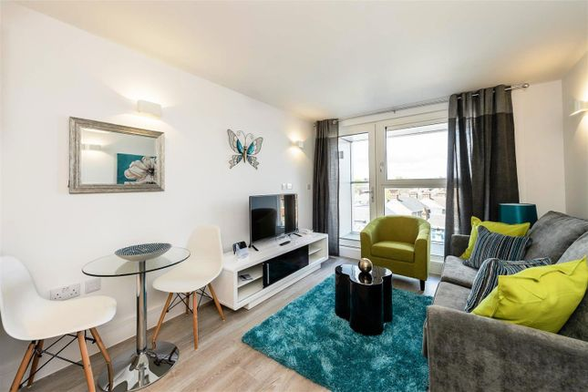 Thumbnail Flat to rent in Station Road, Edgware Road, London