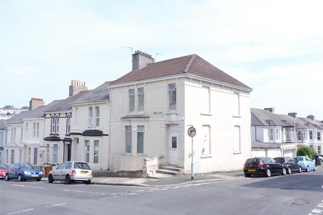 Thumbnail Flat to rent in Southern Terrace, Mutley, Plymouth