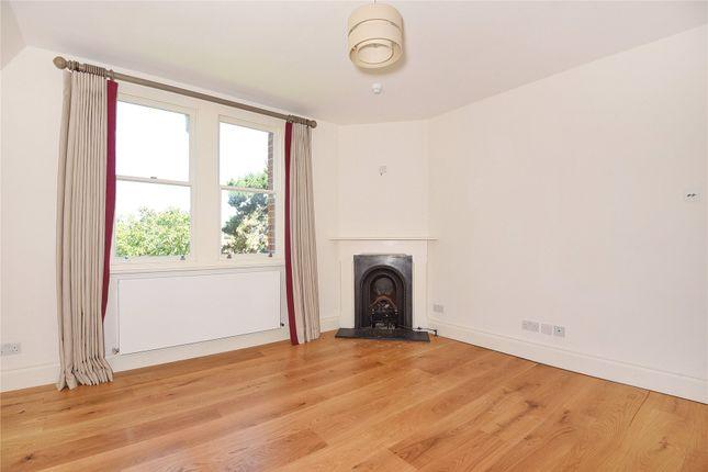 Sitting Room of Norham Gardens, Oxford OX2