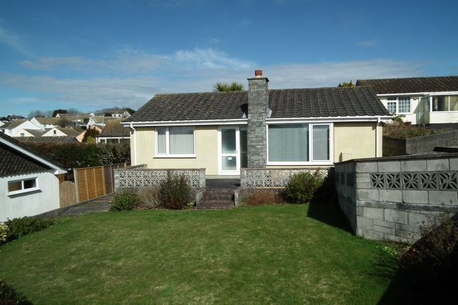 Thumbnail Bungalow for sale in St Georges Road, East Looe, Cornwall