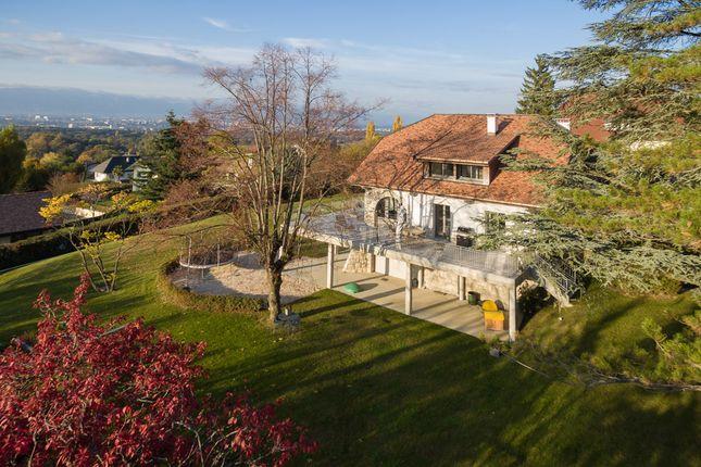 6 bed detached house for sale in Lake Leman, Collonges-Sous-Salève, Saint-Julien-En-Genevois, Haute-Savoie, Rhône-Alpes, France