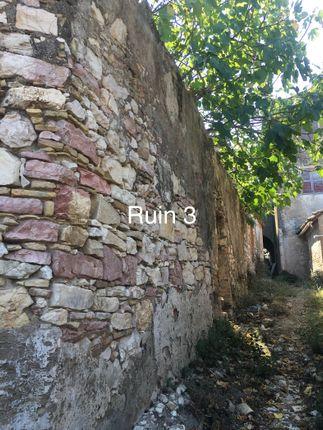 Ruin 3. of Lefkimmi, Corfu, Ionian Islands, Greece