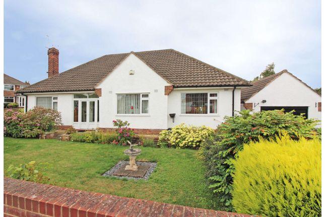 Thumbnail Detached bungalow for sale in Ennerdale Road, Tettenhall, Wolverhampton