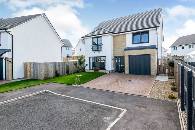 Thumbnail Detached house for sale in Greenfield Court, Elgin, Moray