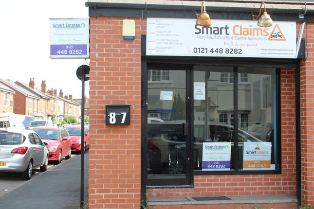 Thumbnail Office to let in Grange Road, Kings Heath, Birmingham
