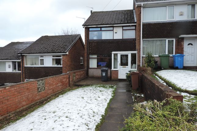 Thumbnail Semi-detached house to rent in Torwood Road, Chadderton, Oldham