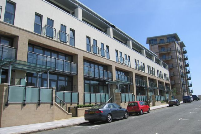 Thumbnail Flat for sale in Azure West, Grand Hotel Road, Plymouth