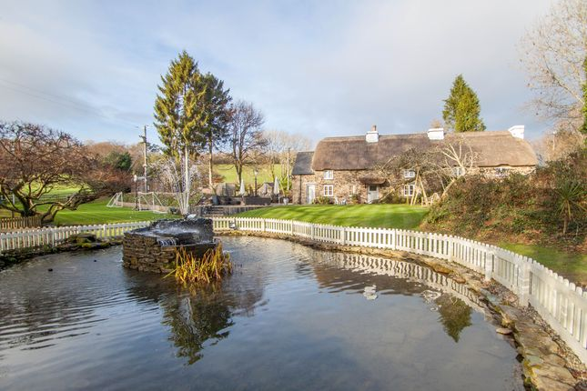 Thumbnail Cottage for sale in Bickleigh, Plymouth