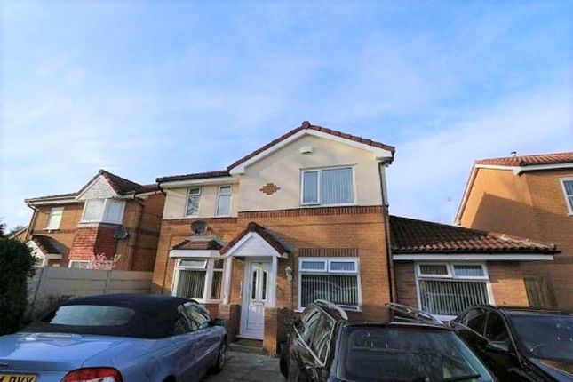 Thumbnail Detached house for sale in Cringle Hall Road, Burnage, Manchester